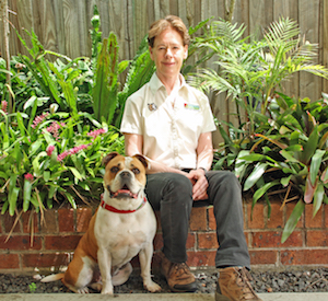 Philippa Dakin, Bark Busters Behavioural Therapist