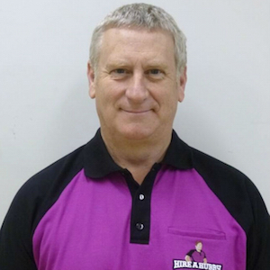 Repairs, maintenance and renovations with Steve Bowe from Hire a Hubby, Nowra